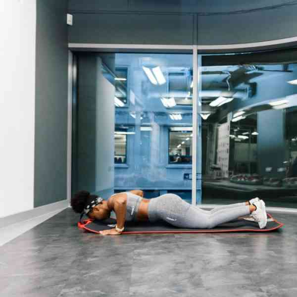 Perfect Form: How To Do A Push Up