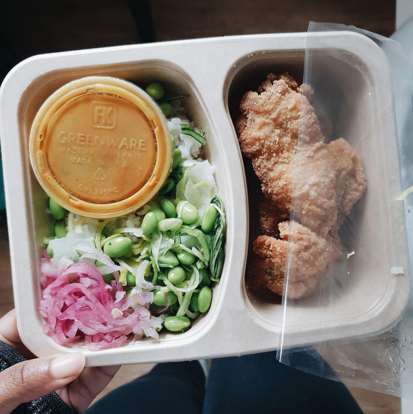EatFirst Chicken Katsu Curry