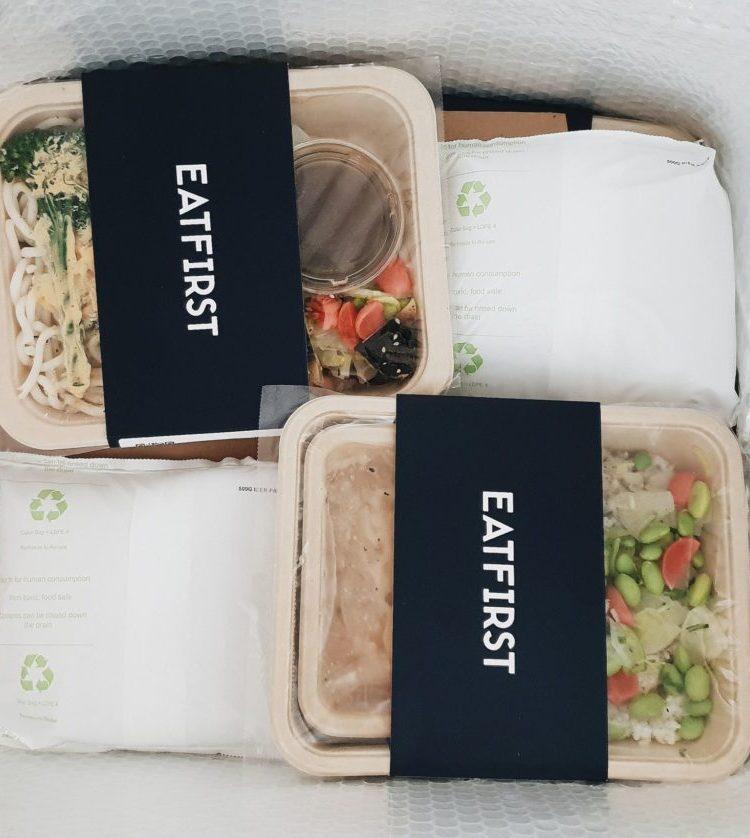 EatFirst UK Meal Delivery