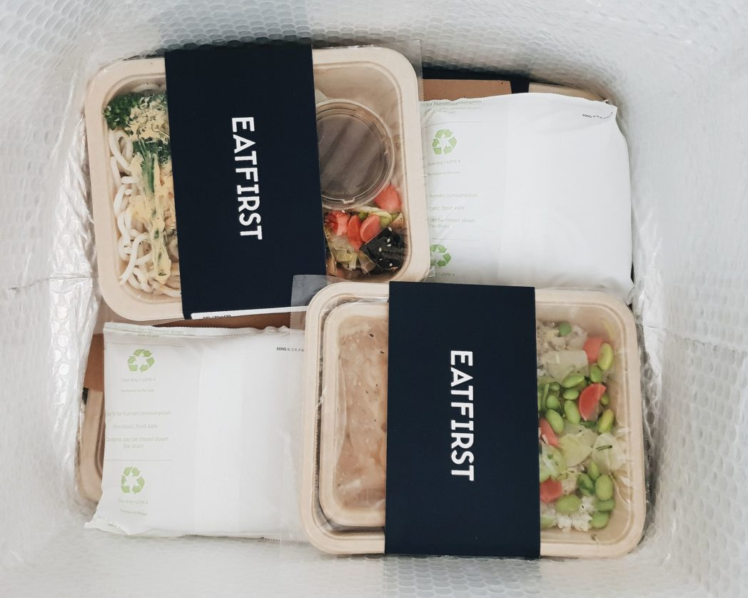 EatFirst UK Meal Delivery