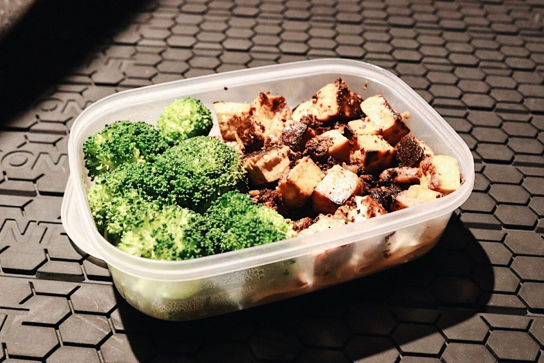 vegan tofu marinade recipe for meal prep