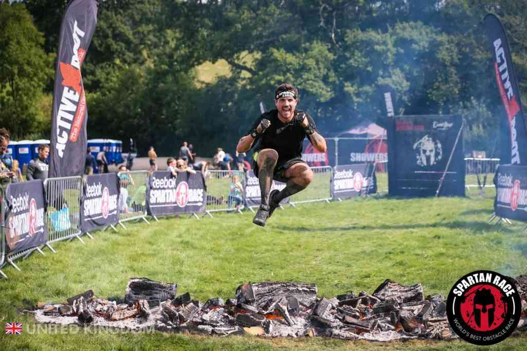 Ian Arnold Obstacle Course Racing