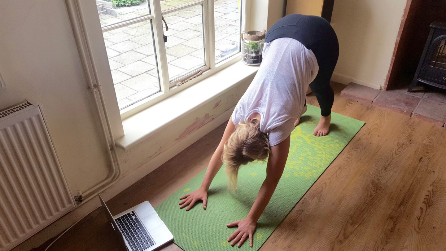 Start A Yoga Practice Downward Facing Dog