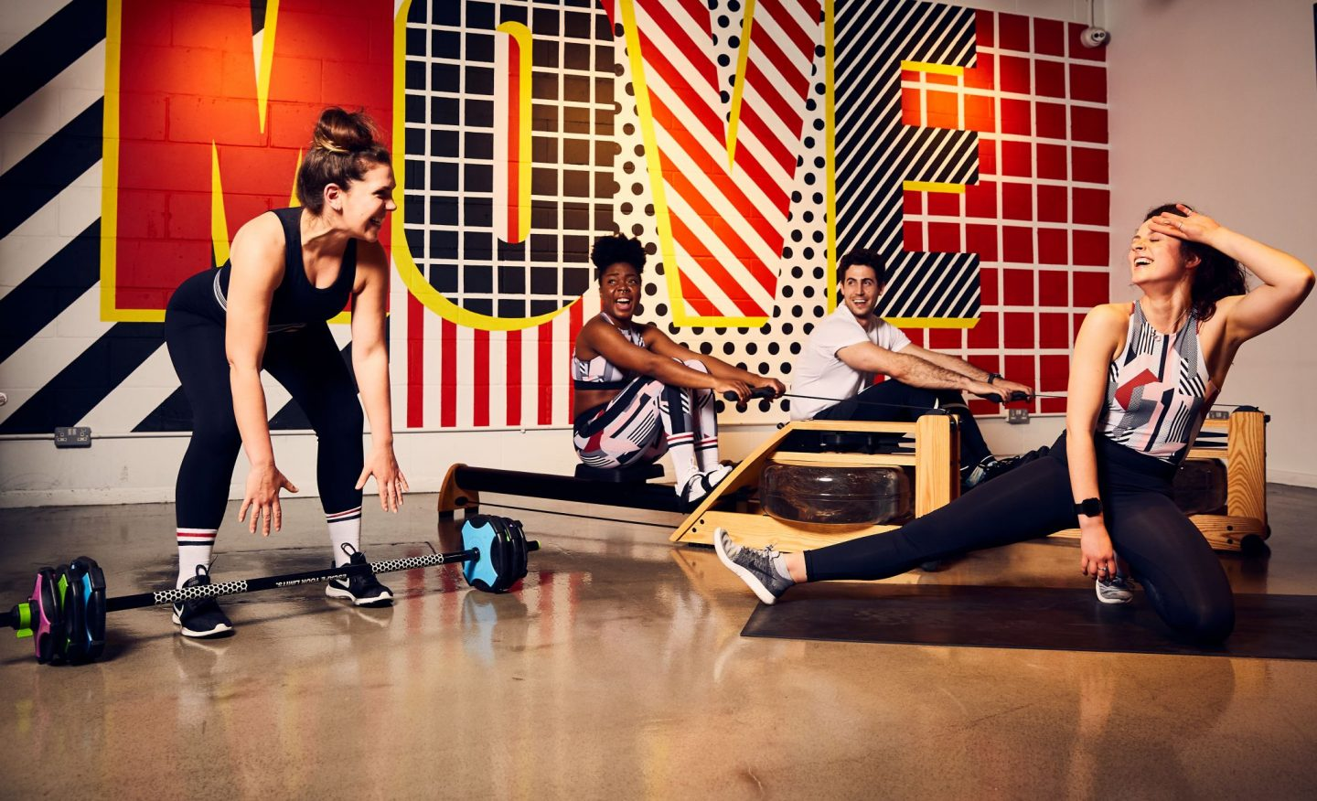 new power row classes at frame farringdon with elle linton