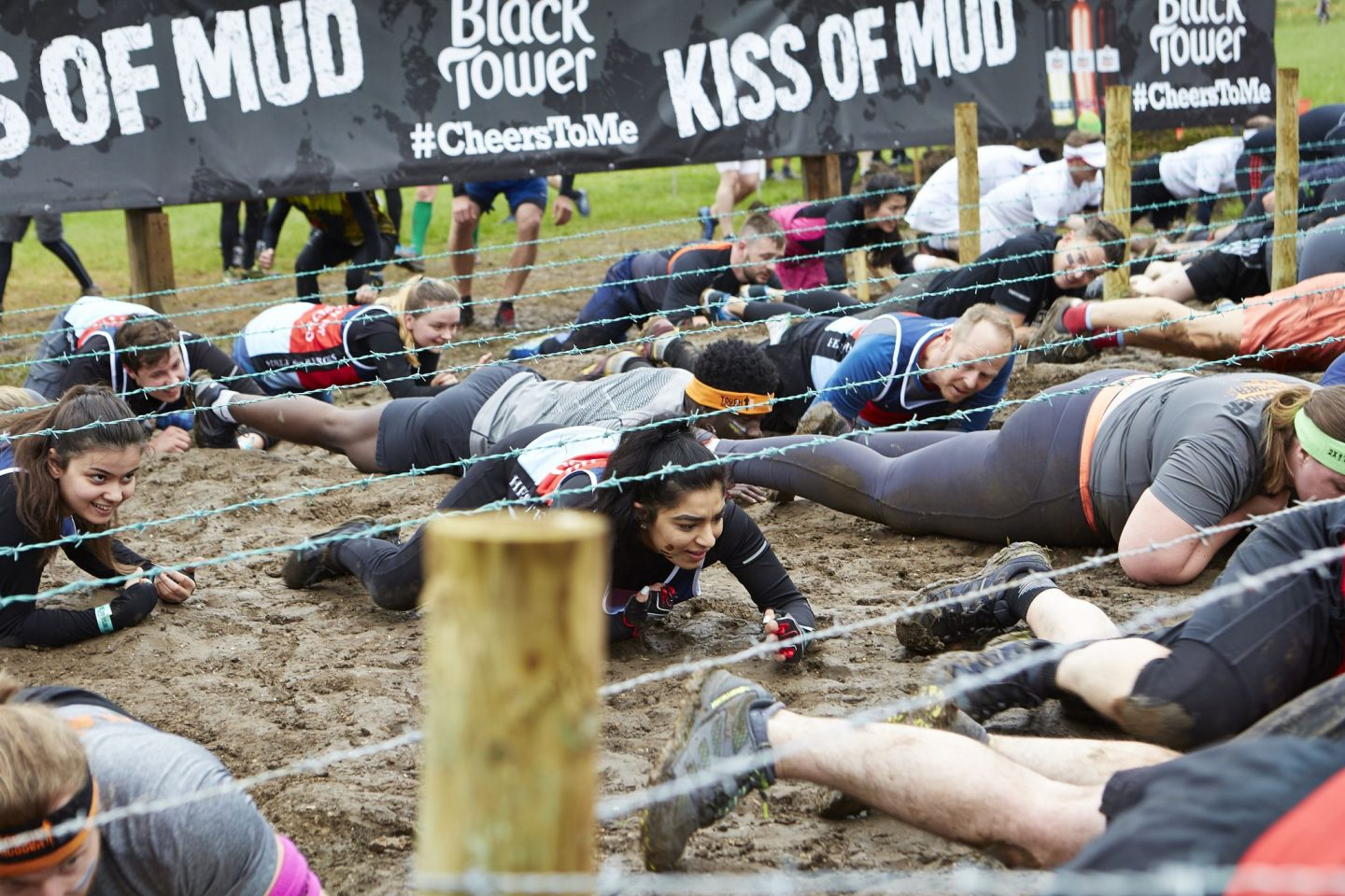 kiss of mud with black tower wines