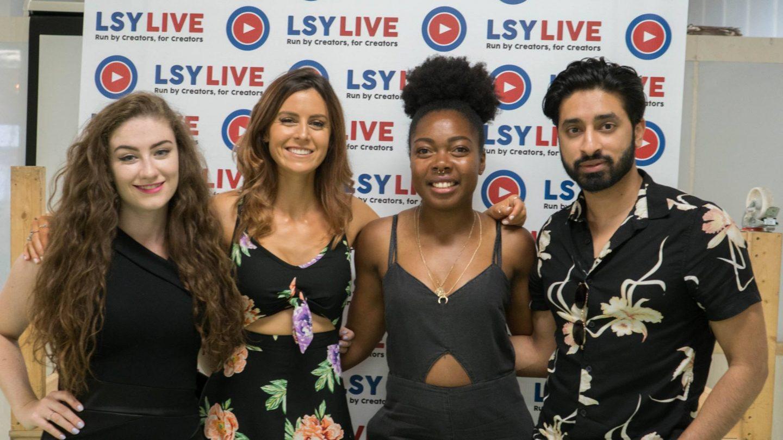 #LSYLive YouTube Panel