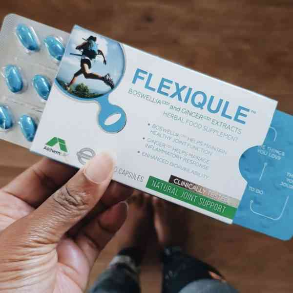 Recovering From Joint Injuries with FlexiQule™