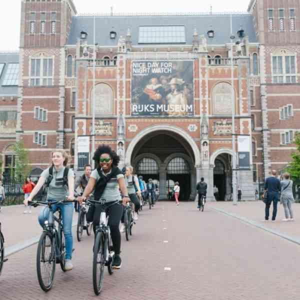 Amsterdam e-Bike Tour with Shimano