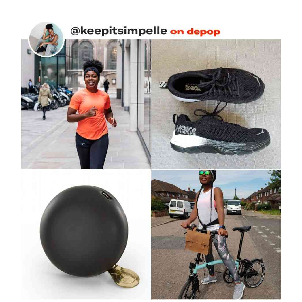 0aff49c3114e 5 Tips For Selling Your Fit Kit on Depop - keep it simpElle
