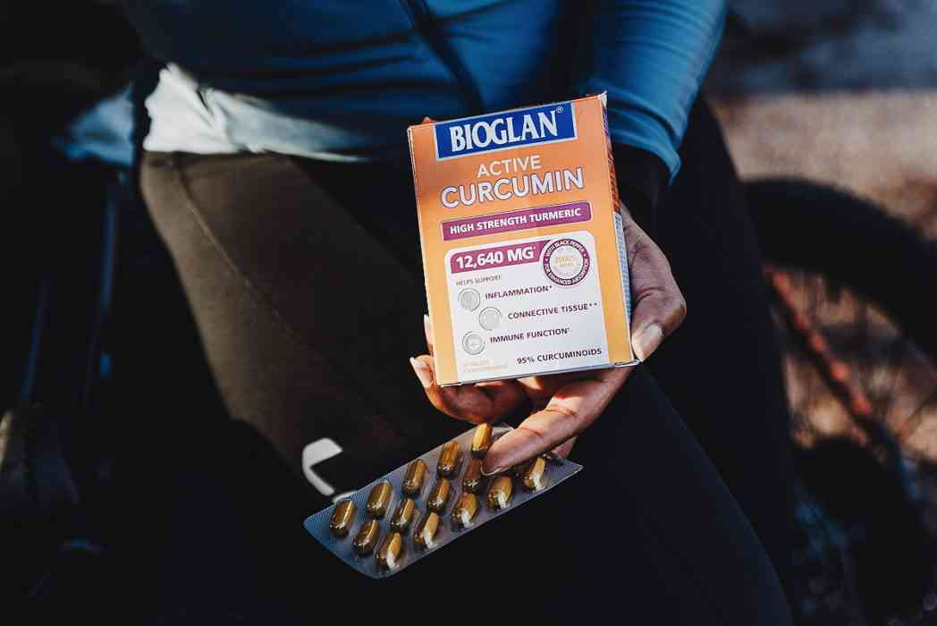 bioglan active curcumin close up