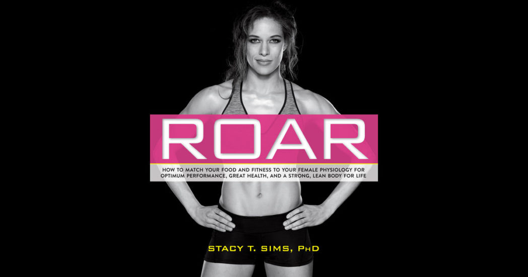 Roar by Stacy Sims - book cover