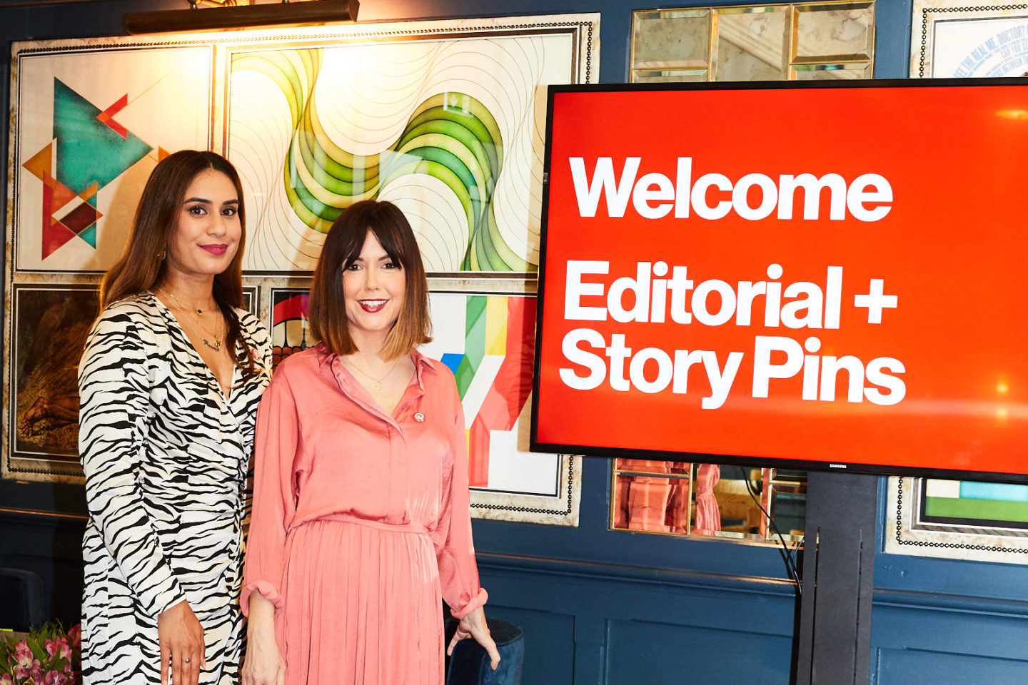 pinterest presents story pins event