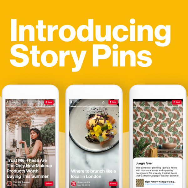 Introducing Story Pins | Their Evolution & How To Drive Traffic To Your Blog