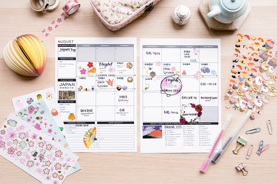 Meet The 2020 Passion Planner Collection: