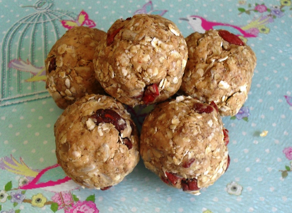 No Bake Energy Ball Recipes Breakfast balls