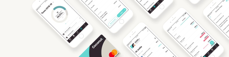 Coconut Bank account  coconut banking app