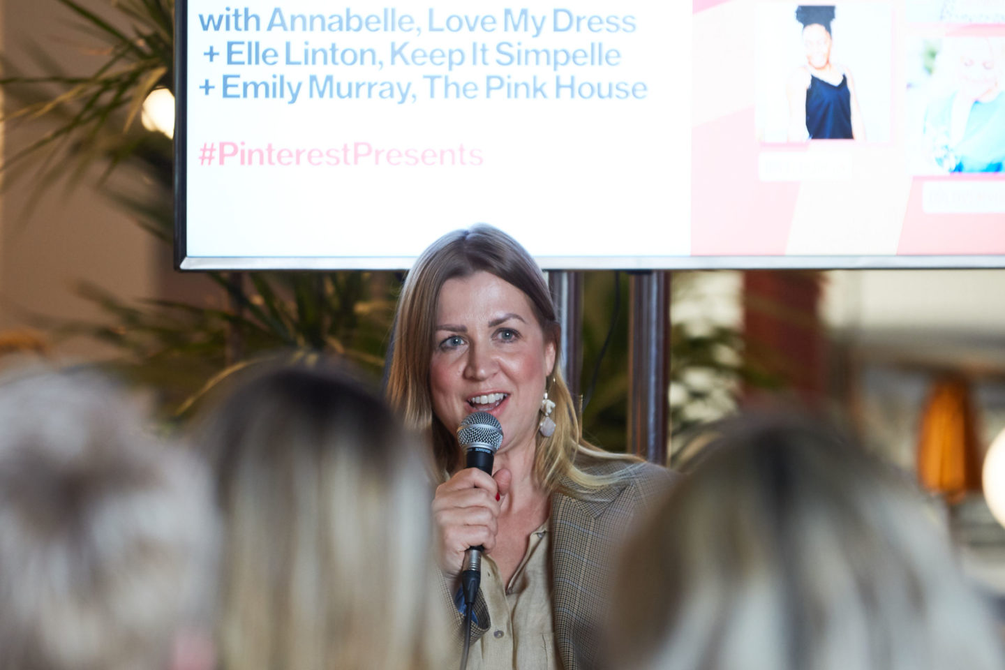 Elle Linton - keep it simpElle Pinterest Present Weddings Panel