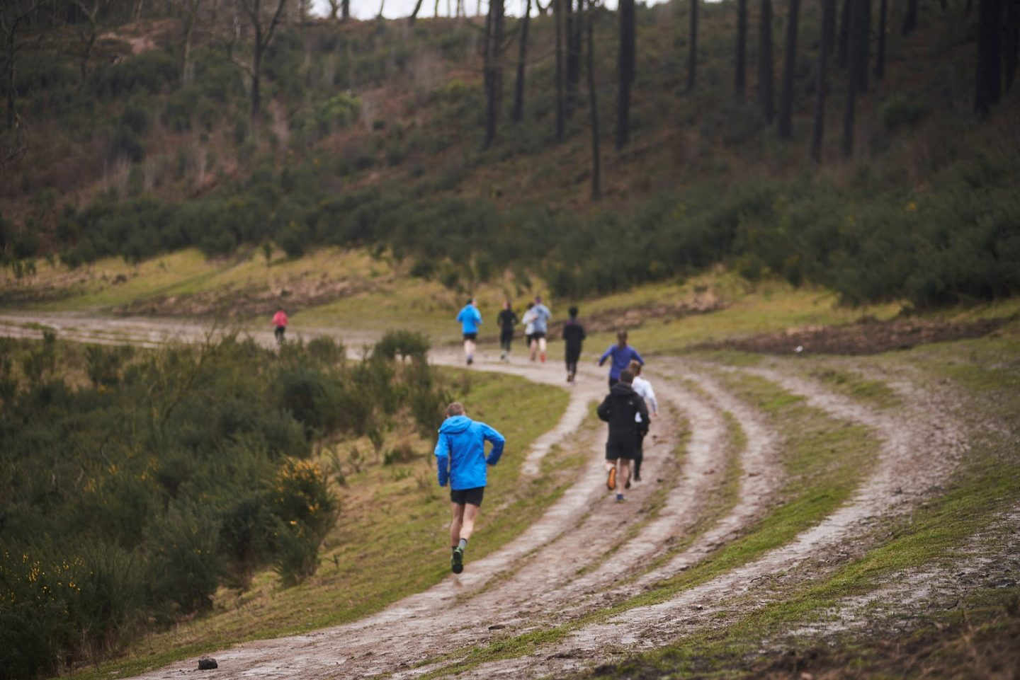 trail running photography workshop - Photo Credit: James Carnegie on behalf of Stance Europe