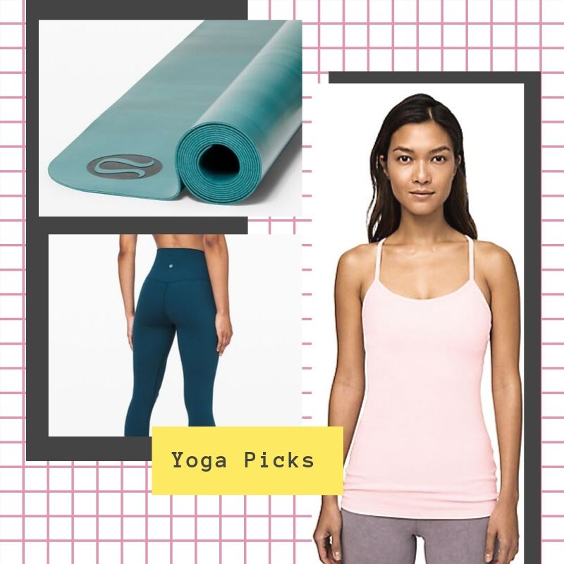 Yoga Kit Picks