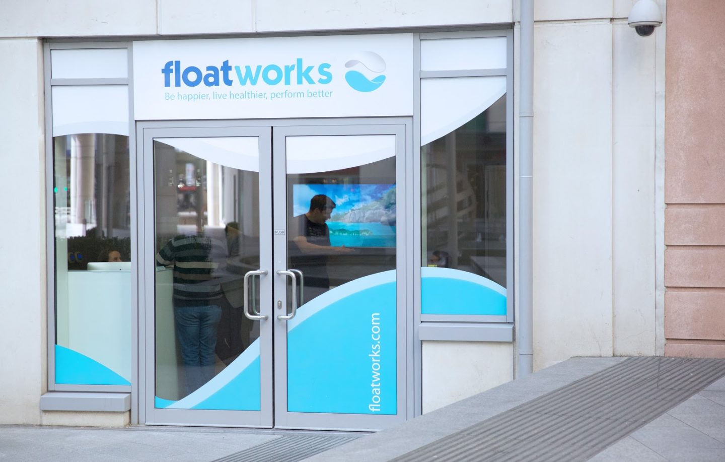 Floatworks Vauxhall - Photo Credit: Leena Ranchod
