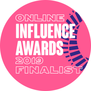 Vuelio Online Influence Finalist