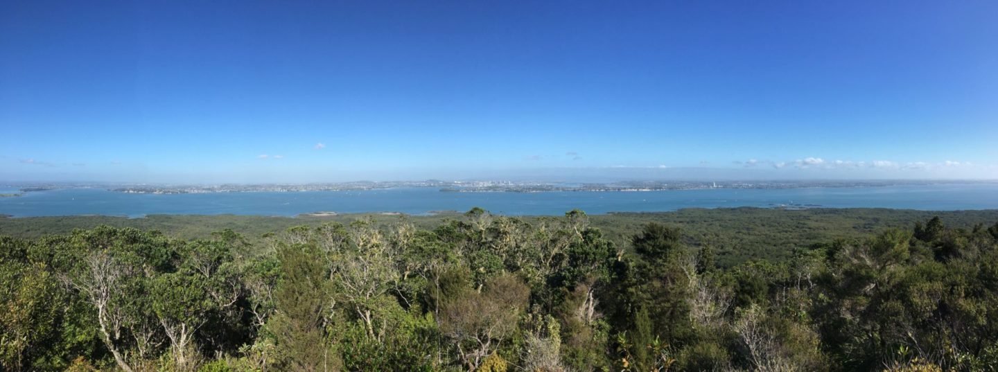 Rangitoto Island Loop - Auckland, New Zealand