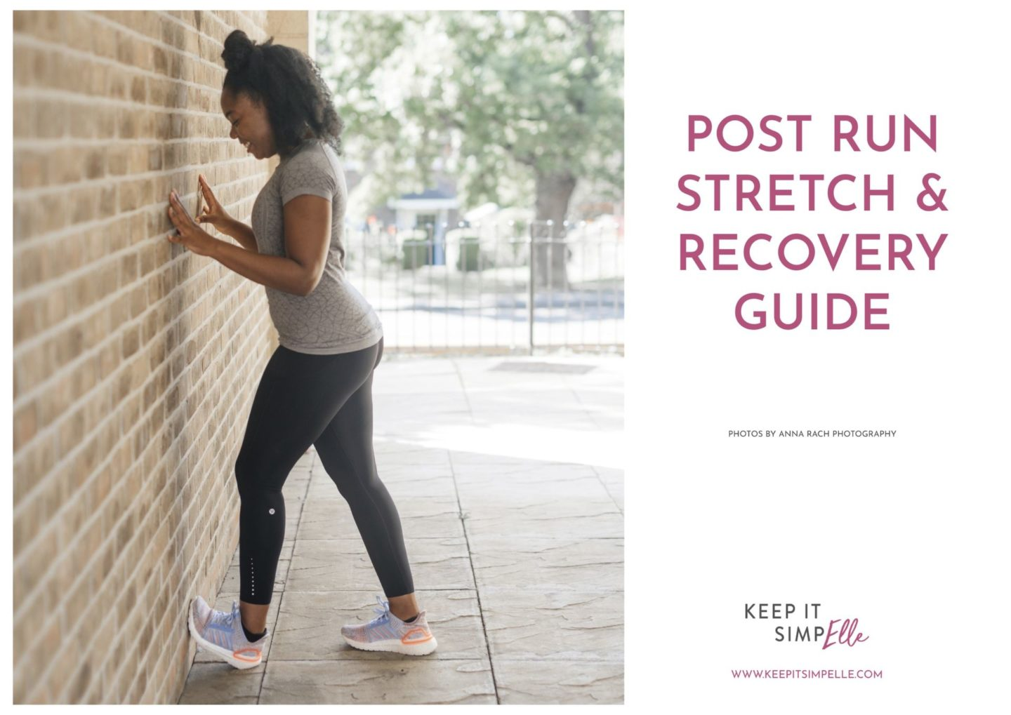 The Post Run Stretch & Recovery Guide
