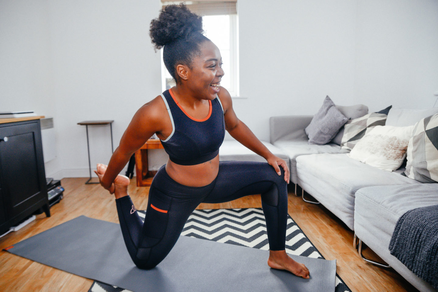 Get Closer To Splits With These 4 Stretches For Splits