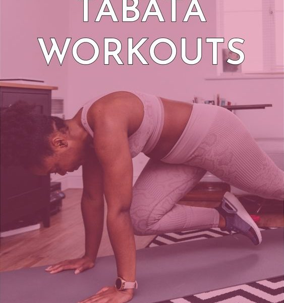 30 Minute Tabata Workouts You Can Do At Home
