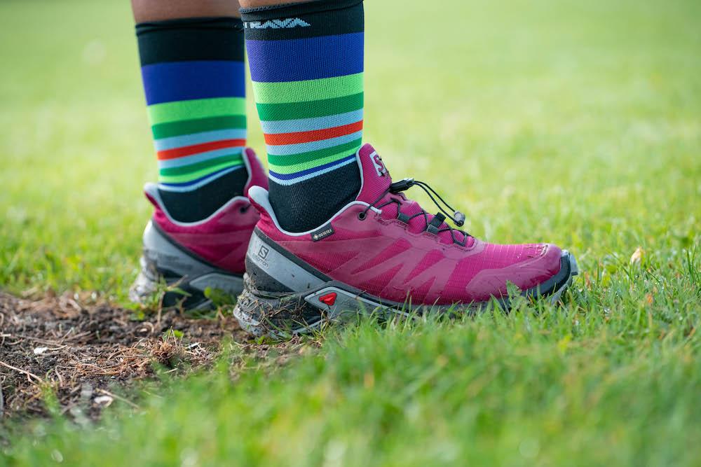 Salomon Women's Supercross Gore-Tex® Shoes - trail running shoes - run in winter