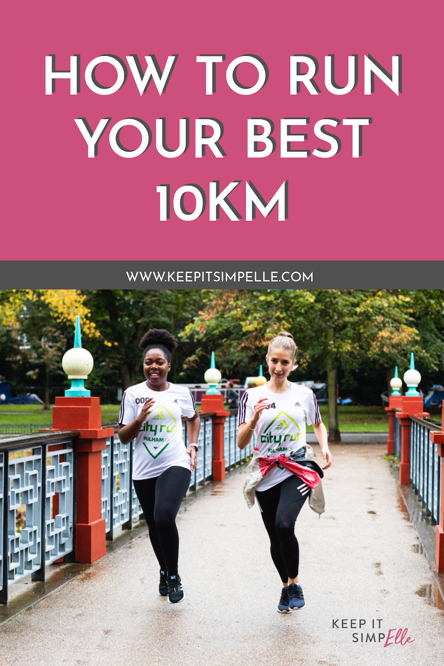How To Run Your Best 10km
