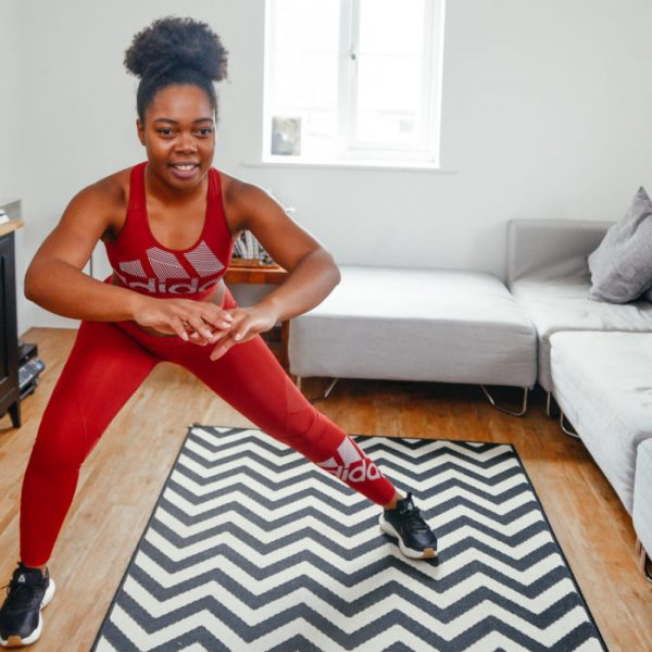 How To Stay Fit By Working Out From Home