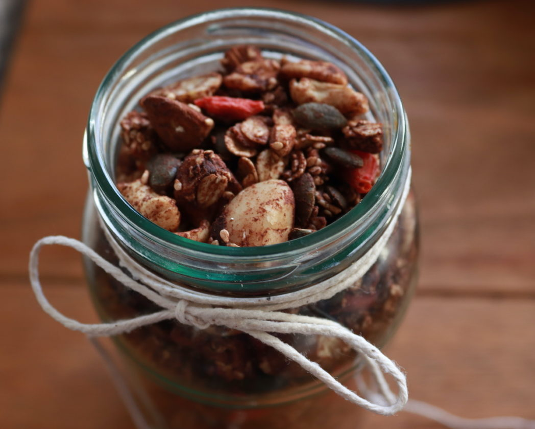 How To Make Your Homemade Granola