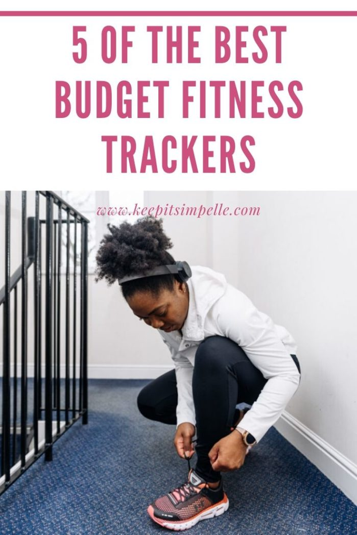 The Best Budget Fitness Trackers: A Guide For Fitness Obsessed Tech Enthusiasts