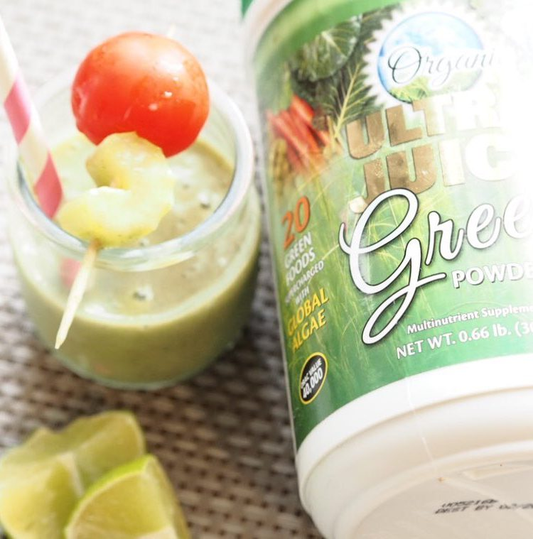 So Fresh & So Green Smoothie with Natures Plus