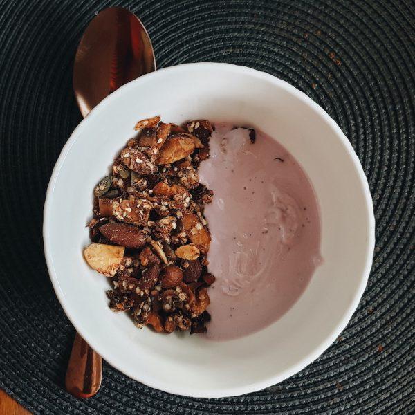 Coconut Grain Free Granola Recipe