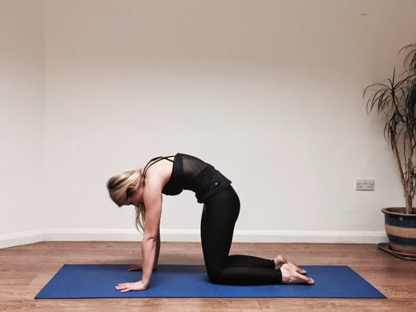 Five Yoga Poses for Cyclists