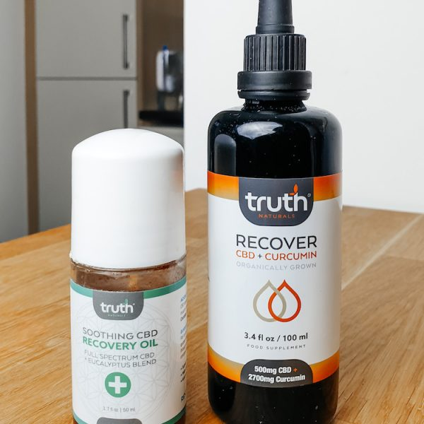CBD For Recovery In Athletes with Truth Naturals