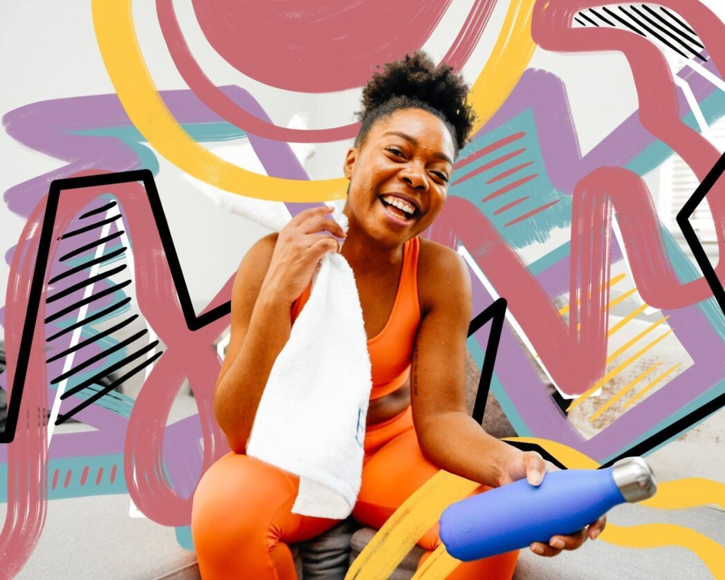 Elle Linton of keep it simpElle - How To Create An On-Demand Fitness Library