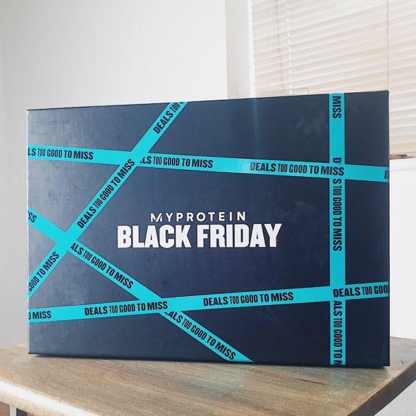 Best of the MyProtein Black Friday Sale