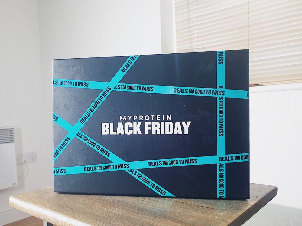 MyProtein Black Friday Box