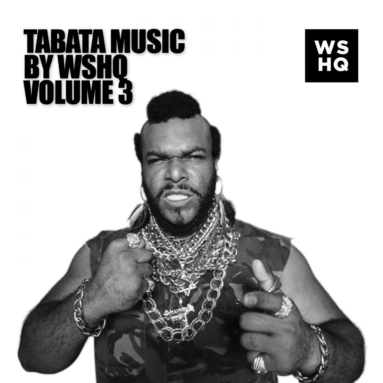 Tabata Music by WSHQ album cover - Free License Free Music Album from WSHQ
