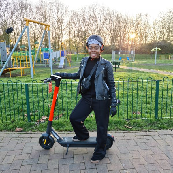 Spin E-Scooter Rental Launch, Essex