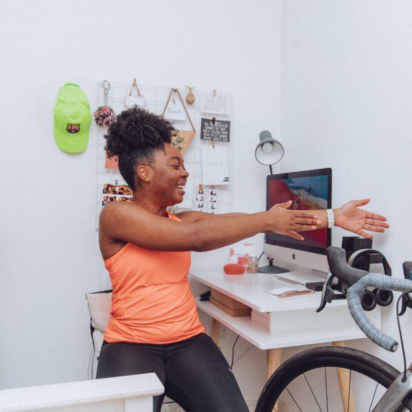 Quick Desk Stretches For Neck, Shoulders & Back