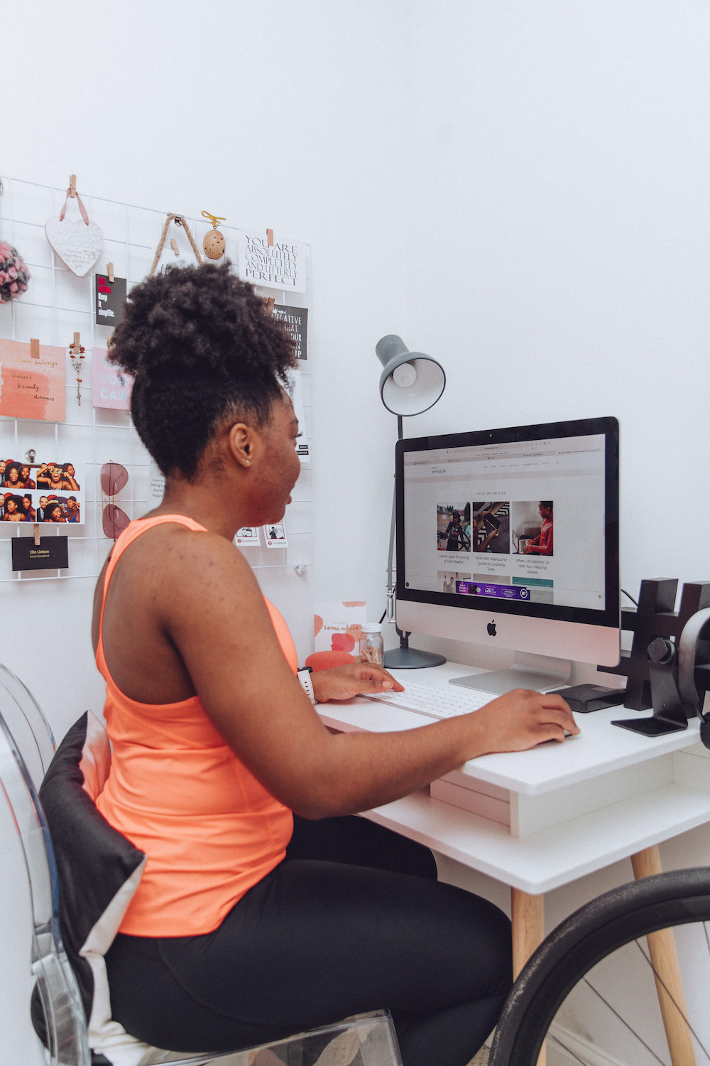 Simple Ways To Stay Active When Working From Home