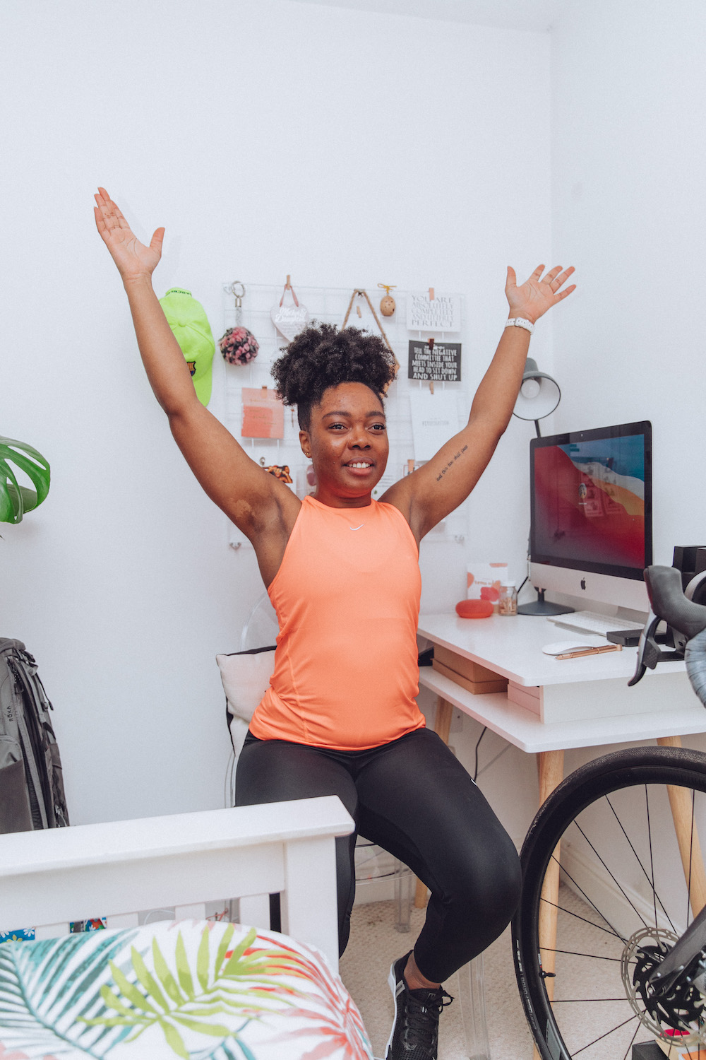 Stretches You Can Do At Your Desk  At Desk Y-Stretch