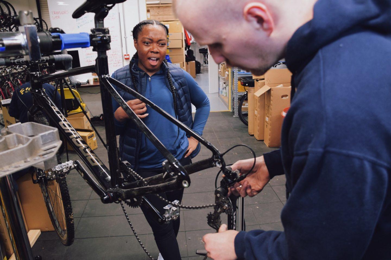Basic Bike Maintenance. Step Four: Check Your Gears