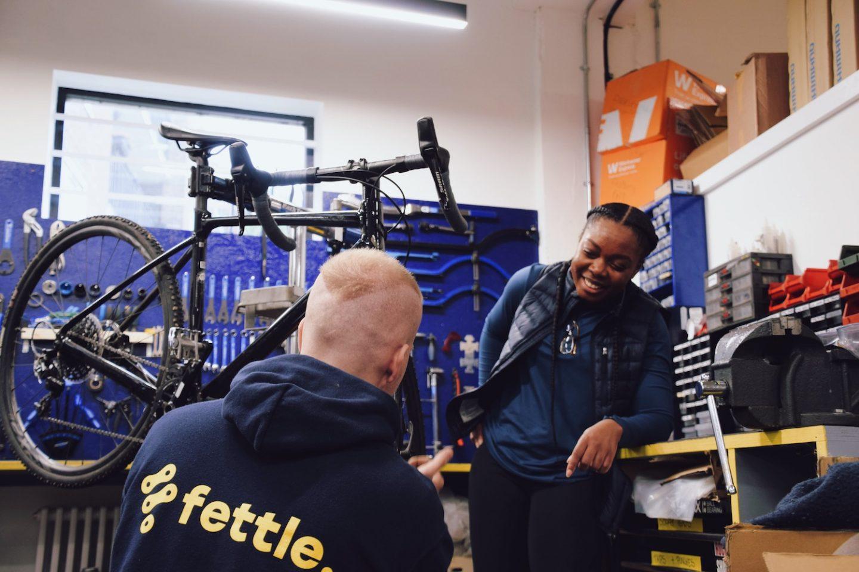 5 Step Bike Prep with fettle