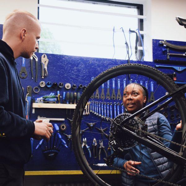 Basic Bike Maintenance & Prep with fettle.