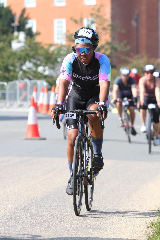 London Duathlon Stage 2 Cycle: 22km vs 44km